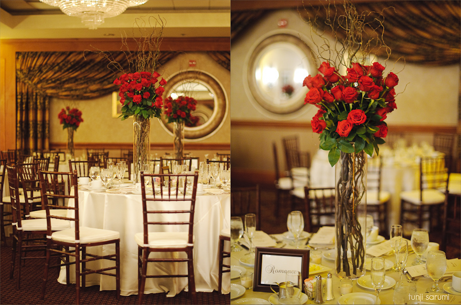 Awesome Red Rose Wedding Centerpieces Contemporary - Styles & Ideas ...